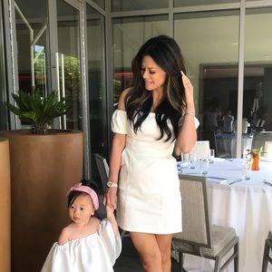 Dresses & Skirts - White Denim Dress